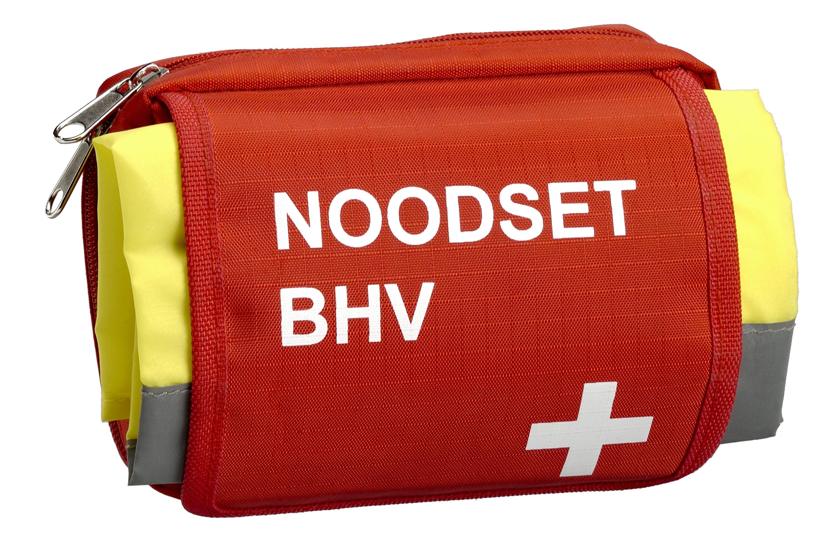 Noodset BHV - EHBO Cursus Groningen